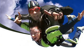 Adelaide Tandem Skydiving - Tourism Adelaide