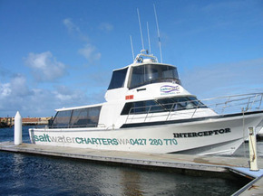 Saltwater Charters WA - Tourism Adelaide