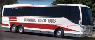 Bundaberg Coaches - Tourism Adelaide