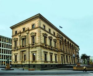 Old Treasury Building - Tourism Adelaide
