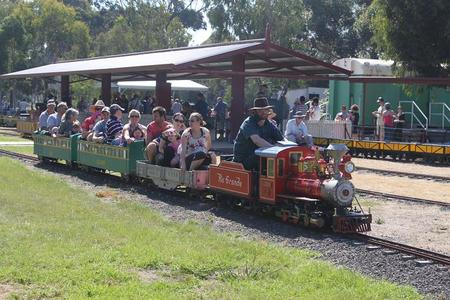 Altona Miniture Railway - Tourism Adelaide