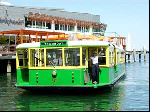 Melbourne Tramboat Cruises - Tourism Adelaide