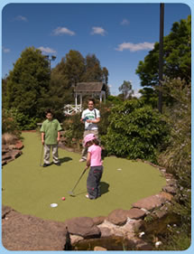 Wetlands Mini Golf - Tourism Adelaide