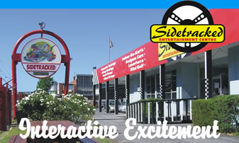 Sidetracked Entertainment Centre - Tourism Adelaide