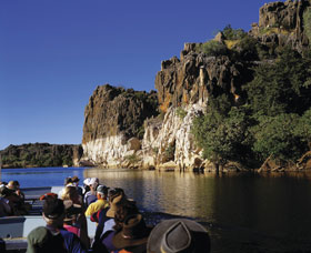 Geikie Gorge National Park - Tourism Adelaide