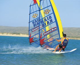 Windsurfing and Surfing - Tourism Adelaide