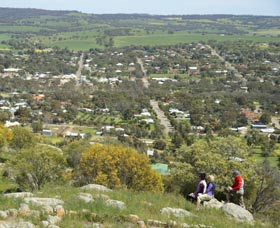 Mount Brown Lookout - Tourism Adelaide