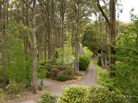 Mount Lofty Botanic Garden