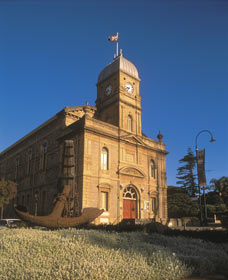 The Albany Town Hall - Tourism Adelaide