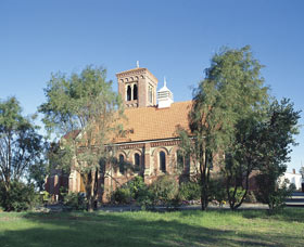 All Saints Church Collie - Tourism Adelaide