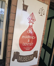 Pharmacy Museum - Tourism Adelaide