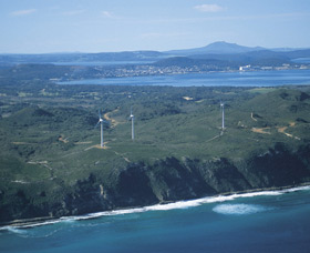 Albany Wind Farm - Tourism Adelaide