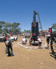 Ben Prior's Open Air Museum - Tourism Adelaide