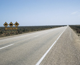 Eyre Highway - Tourism Adelaide