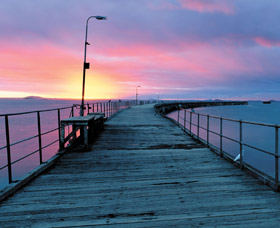 Tanker Jetty - Tourism Adelaide
