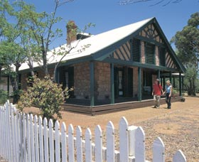 Warden Finnerty's House - Tourism Adelaide