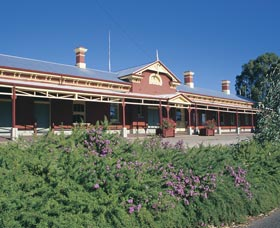 Old Railway Station Museum - Tourism Adelaide