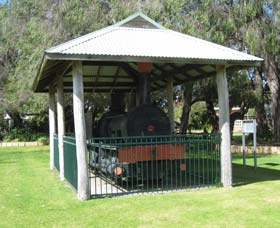 Ballarat Engine - Tourism Adelaide