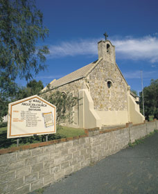 St Mary's Anglican Church - Tourism Adelaide