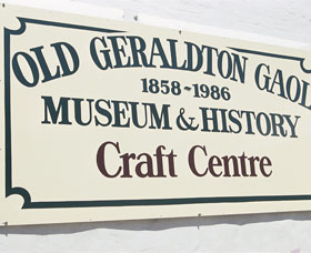 Old Geraldton Gaol Craft Centre - Tourism Adelaide