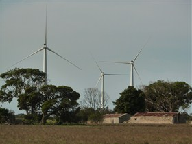 Wattle Point Wind Farm - Tourism Adelaide