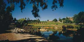 Mount Hurtle Winery home of Geoff Merrill Wines - Tourism Adelaide