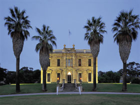 Martindale Hall - Tourism Adelaide