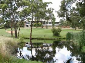 Flagstaff Hill Golf Club and Koppamurra Ridgway Restaurant - Tourism Adelaide