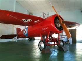 Captain Harry Butler Red Devil Monoplane Memorial - Tourism Adelaide