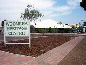 Woomera Heritage and Visitor Information Centre - Tourism Adelaide