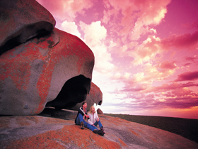 Remarkable Rocks Flinders Chase National Park - Tourism Adelaide