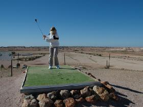 Coober Pedy Opal Fields Golf Club - Tourism Adelaide