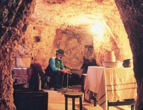 Umoona Opal Mine And Museum - Tourism Adelaide