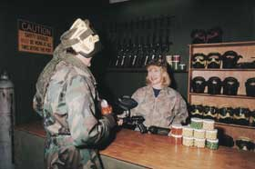 Indoor Skirmish - Paintball Sports - Tourism Adelaide