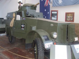 National Military Vehicle Museum