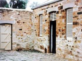 Police Lockup And Stables - Tourism Adelaide