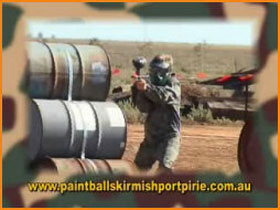 Paint Ball Skirmish Port Pirie - Tourism Adelaide