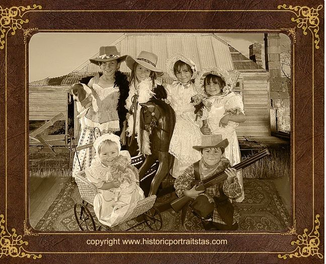 Olde Time Portraits - Tourism Adelaide