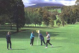 Deloraine Golf Course - Tourism Adelaide