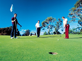 Murraville Golf Club Inc - Tourism Adelaide