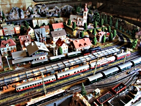 Tudor Court Model Village and German Model Train World - Tourism Adelaide
