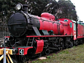Don River Railway - Tourism Adelaide