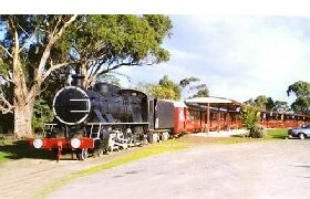 Margate Train - The - Tourism Adelaide