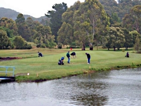 Penguin Golf Course - Tourism Adelaide