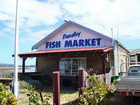 Dunalley Fish Market - Tourism Adelaide