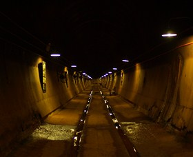 WWII Oil Storage Tunnels - Tourism Adelaide