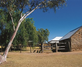 Alice Springs Telegraph Station Historical Reserve - Tourism Adelaide