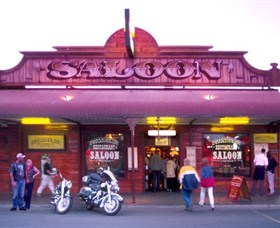 Bojangles Saloon and Dining Room - Tourism Adelaide