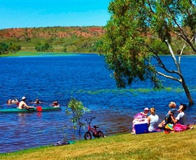Tingkkarli/Lake Mary Ann - Tourism Adelaide