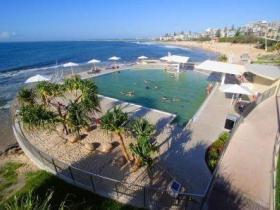 Kings Beach - Beachfront Salt Water Pool - Tourism Adelaide